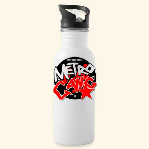 METRO GANG LIFESTYLE - Water Bottle