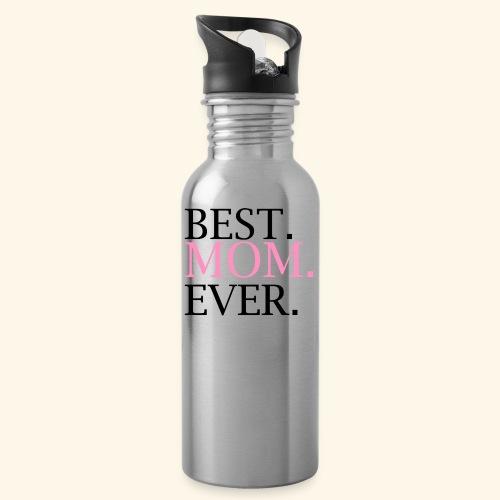 Best Mom Ever nbg 2000x2000 - Drikkeflaske