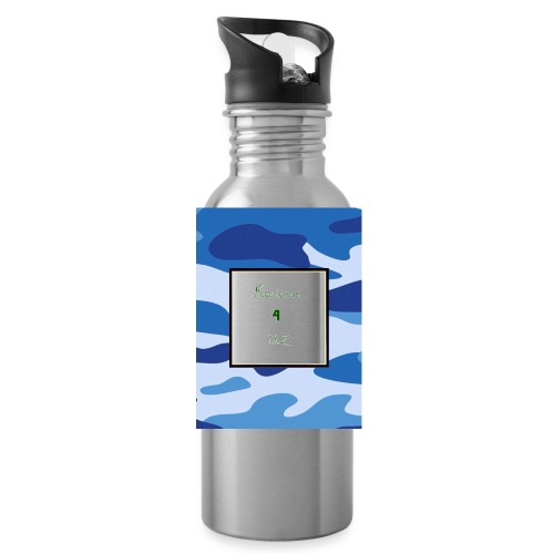 My channel - Water Bottle