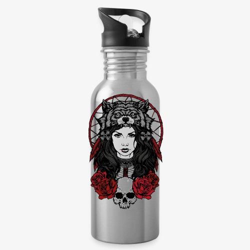 Red Shaman - Trinkflasche