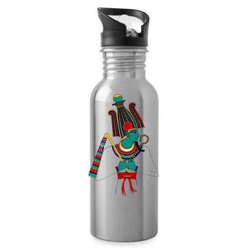 ÄGYPTEN - Osiris - altägyptische Gottheit - Trinkflasche