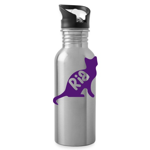 Team Ria Cat - Water Bottle
