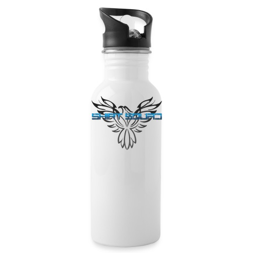 Shirt Squad Logo - Water Bottle