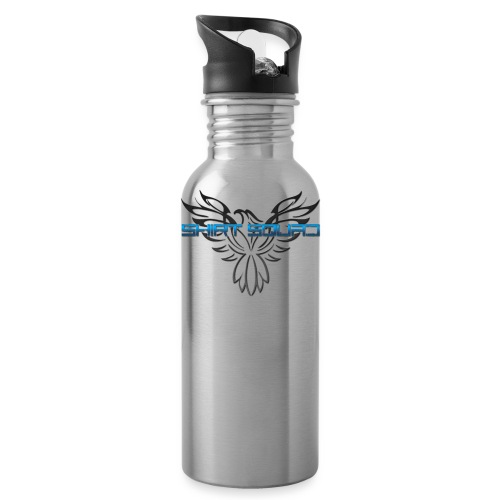 Shirt Squad Logo - Water bottle with straw