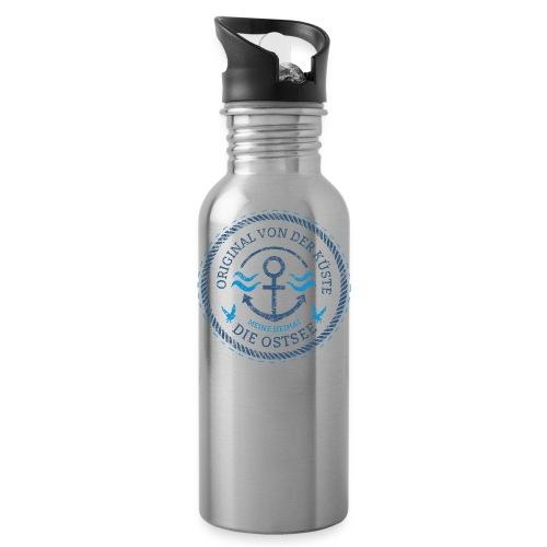 Ich bin ein Original von der Ostsee - Trinkflasche