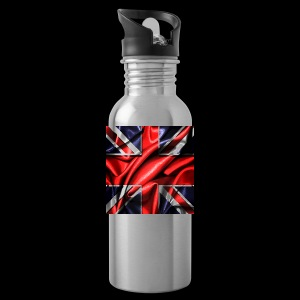 Union Jack design - Water Bottle