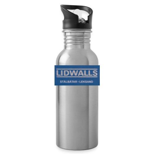 Lidwalls Stålbåtar - Vattenflaska