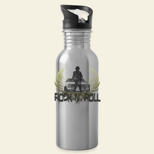 rock n roll camaro - Drikkeflaske