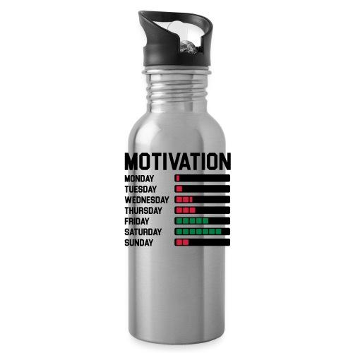 Wochen Motivation - Trinkflasche
