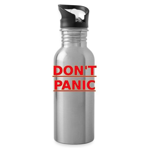 DON T PANIC - Water Bottle