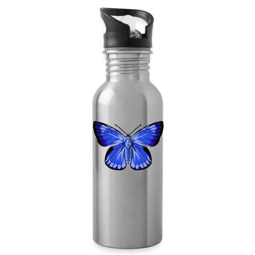 vlinder2_d - Drinkfles