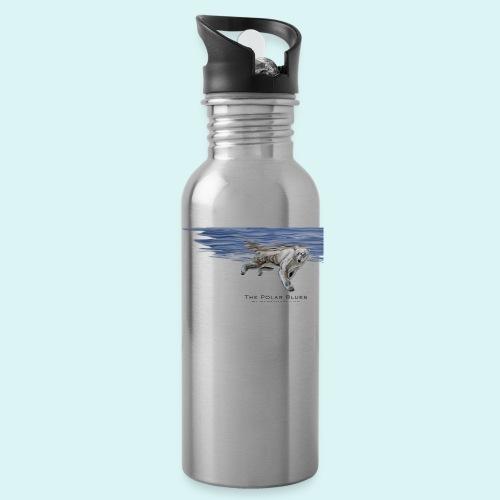 Polar-Blues-SpSh - Water Bottle