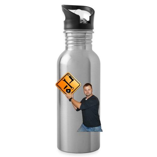 M1Molter mit Logo - Trinkflasche