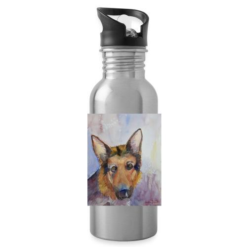 german shepherd wc - Drikkeflaske