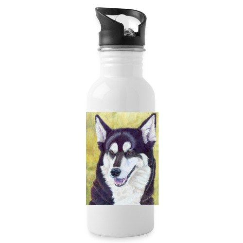 Siberian husky - Drikkeflaske