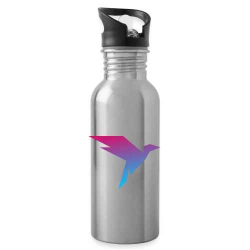 Humanisten Vogel - Trinkflasche