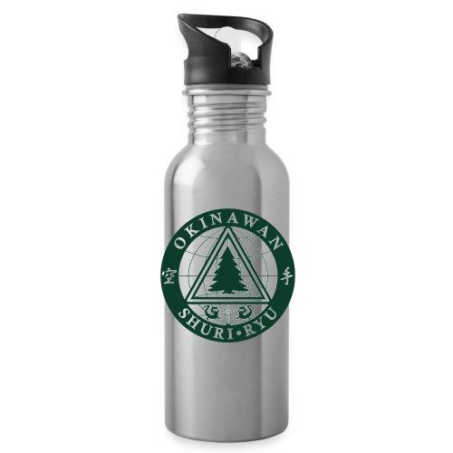 Klubmærke Traditionel placering - Drikkeflaske