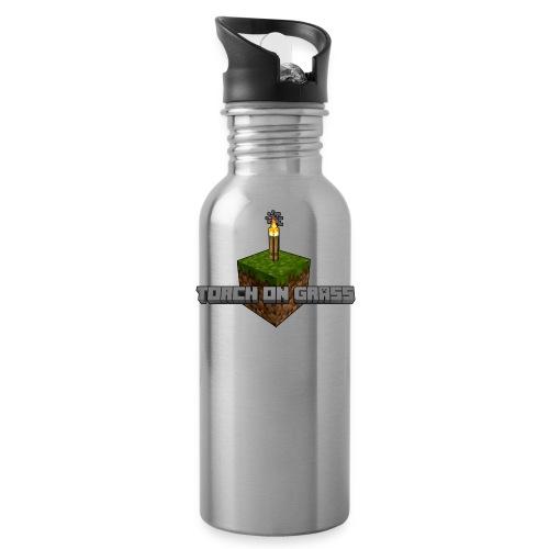 TorchOnGrass logo - Drinkfles