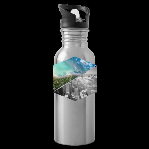 City vs Palm Beach - Trinkflasche