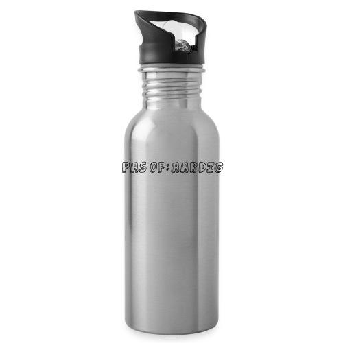 11 zeefdruk - Drinkfles