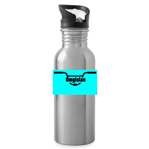 New logo - Water Bottle