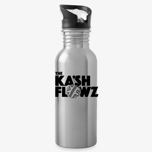 The Kash Flowz Official Bomb Black - Gourde