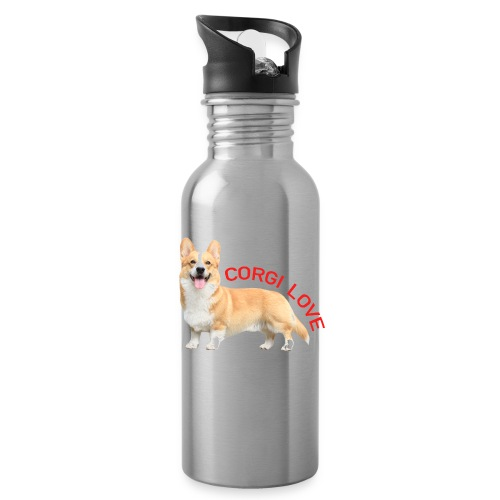 CorgiLove - Water Bottle