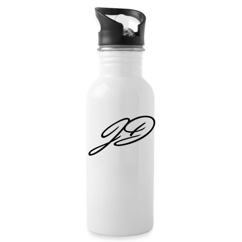 Jamie Debnam Logo - Water Bottle