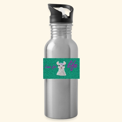 lama / alpaca - Trinkflasche