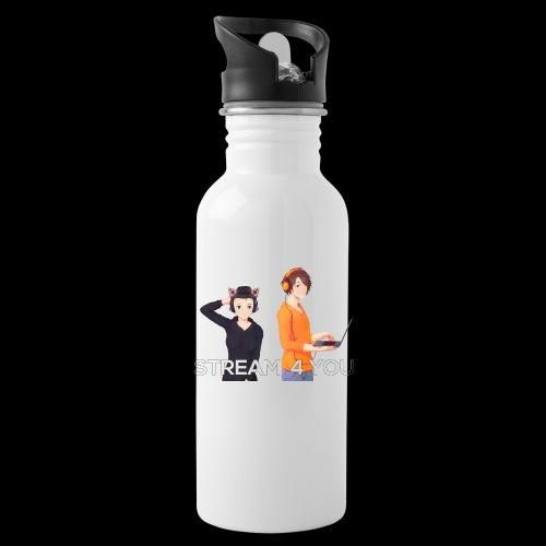Unsere Logo - Trinkflasche