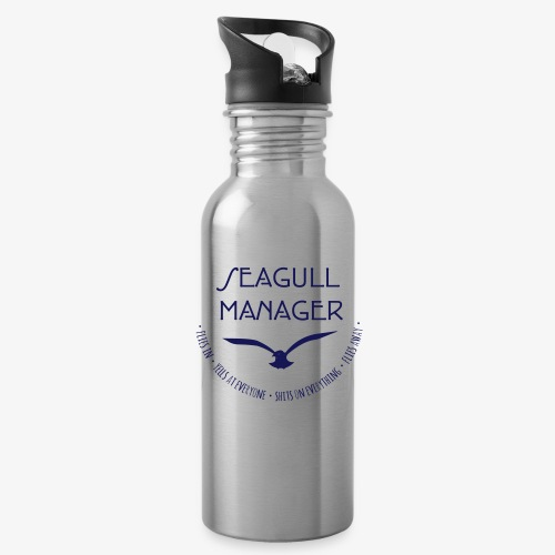 Seagull Manager - Trinkflasche