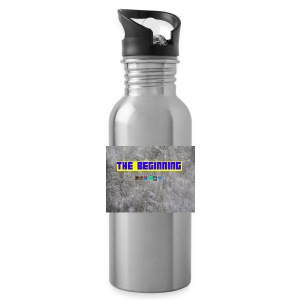 The Beginning - Water Bottle