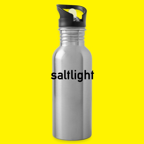 Saltlight // Black - Black - Water Bottle