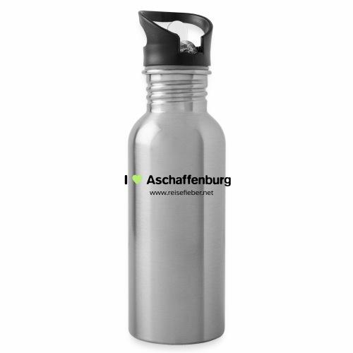 I love Aschaffenburg - Trinkflasche