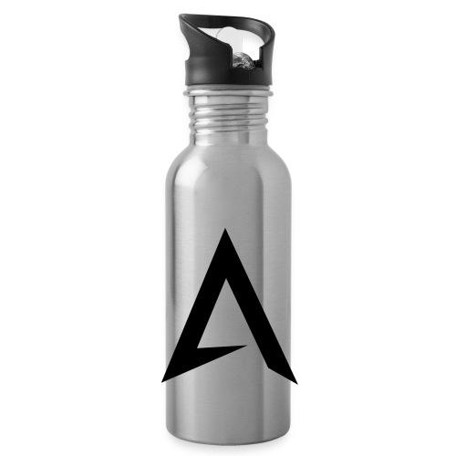 alpharock A logo - Water Bottle