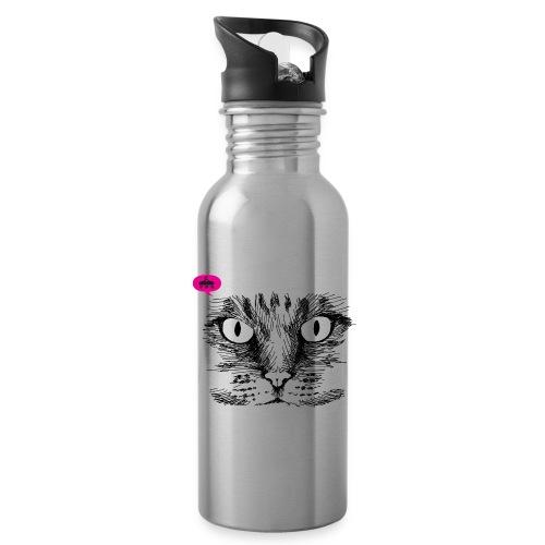 kattegezicht vdh - Drinkfles