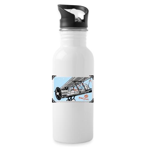 Doppeldecker - Trinkflasche