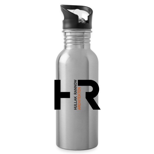 logo HU RA vektor - Trinkflasche