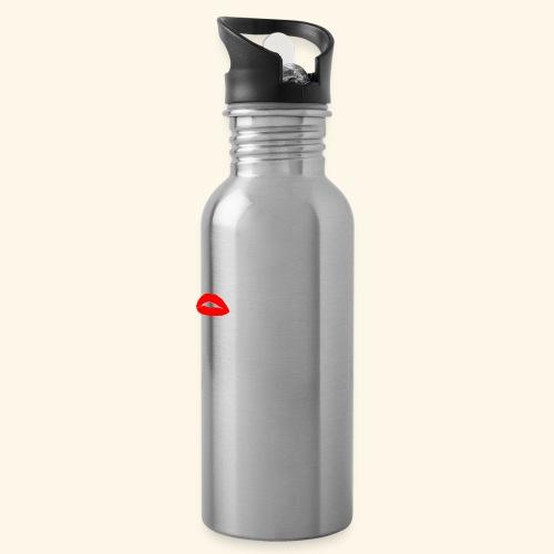 Is Taky White - Drikkeflaske