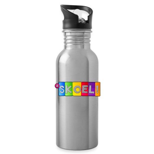 SKOEL merchandise - Drinkfles