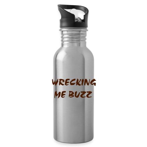 wreckingmebuzz - Water Bottle