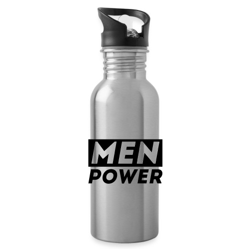 MEN POWER - Trinkflasche