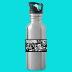 malcolm X - Water Bottle