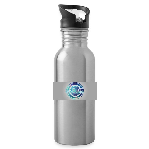 LOGO WITH BACKGROUND - Water Bottle