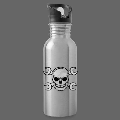 MEKKER SKULL - Drikkeflaske