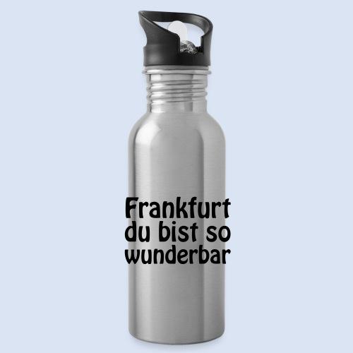 FRANKFURT Du bist so - Trinkflasche