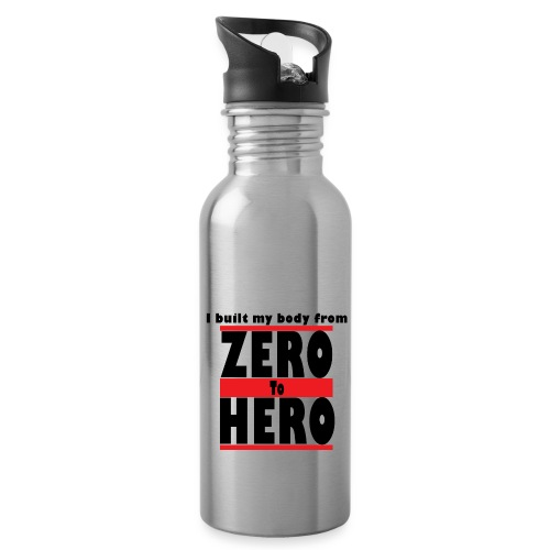 Zero To Hero - Juomapullot