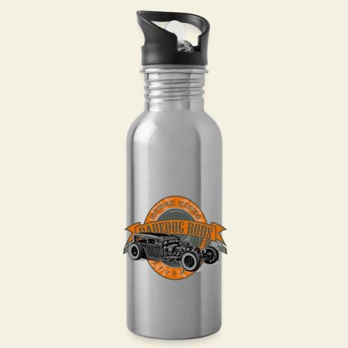 Raredog Rods Logo - Drikkeflaske