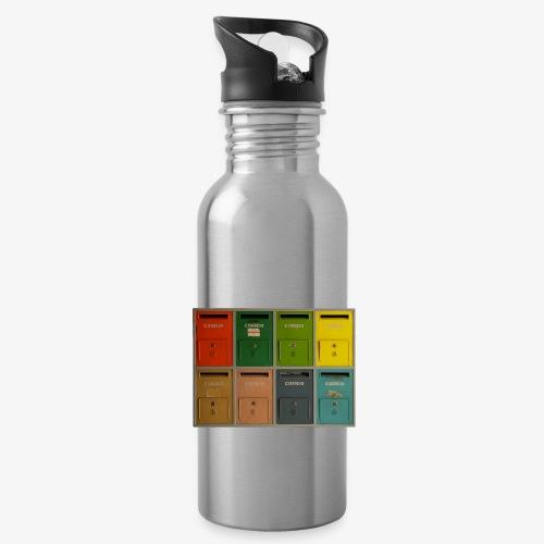 Briefkasten - Trinkflasche