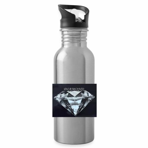 Diamond - Vattenflaska